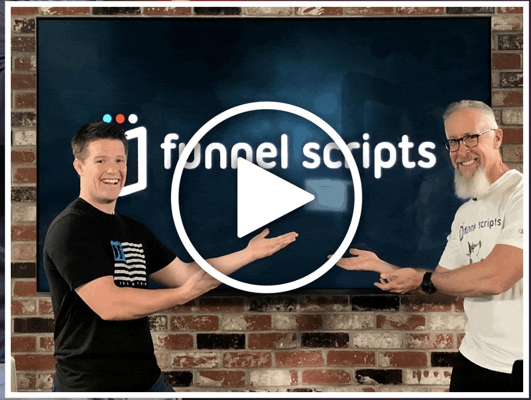 funnel script webinar