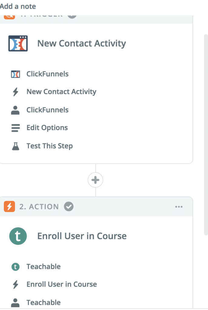 clickfunnels and teachable